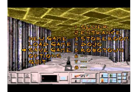 Let's Play // The Fortress Of Dr Radiaki (DOS) (1994 ...