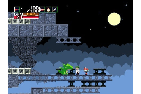 Free Game of the Day: Cave Story - IGN