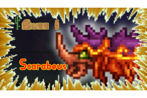 Scarabeus guide: Spirit mod bosses Part 1 - YouTube