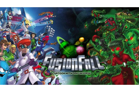 Cartoon Network Universe: FusionFall Heroes Game Movie ...