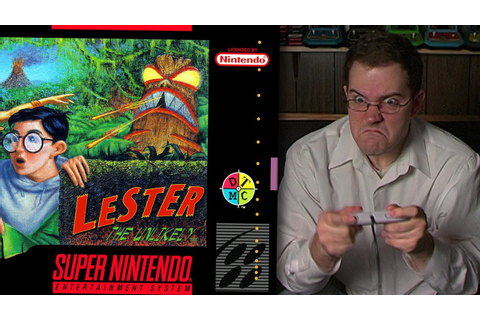 Lester the Unlikely - Angry Video Game Nerd - Episode 96 ...