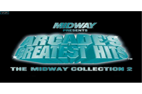 Arcade's Greatest Hits: The Midway Collection 2 Download ...