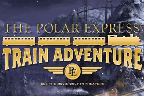 The Polar Express Train Adventure Game - Christmas games ...