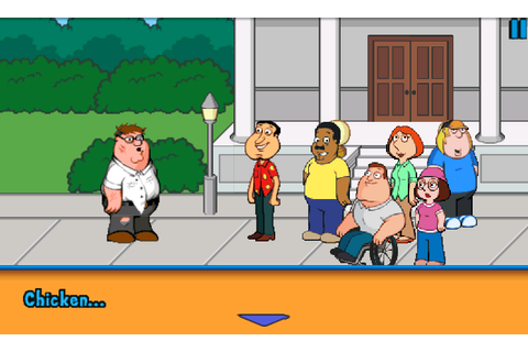 Droid Games: Family Guy™ Uncensored for Android