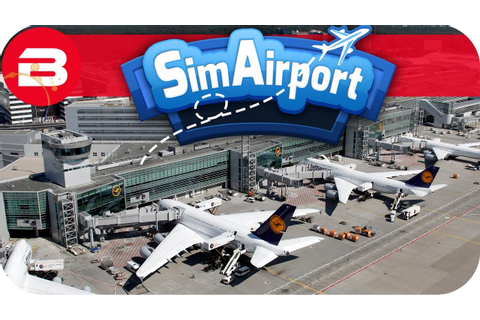 SIM AIRPORT Gameplay - AIRPORT SIM TYCOON! Lets Play ...
