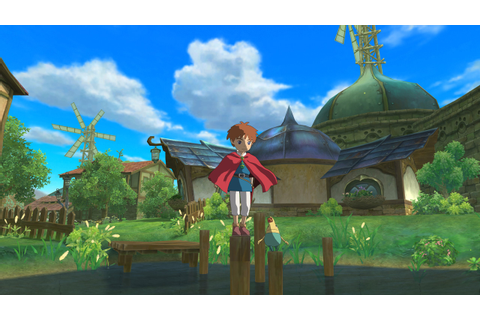 Ni No Kuni Series' Director Would Love To See PC Port Of ...
