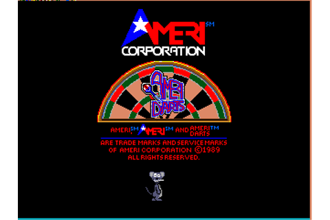 Play AmeriDarts (set 3) Online MAME Game Rom - Arcade ...