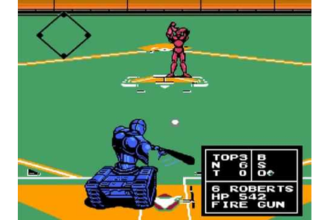 Let's Play Base Wars! #01: Baseball, Now With Robots ...
