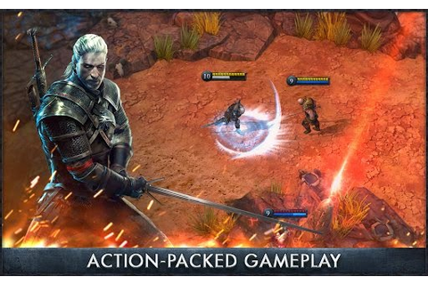 The Witcher Battle Arena 1.0.1 APK - Android Apps