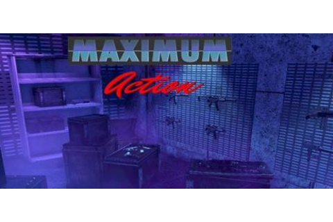 Maximum Action v0.51 torrent download