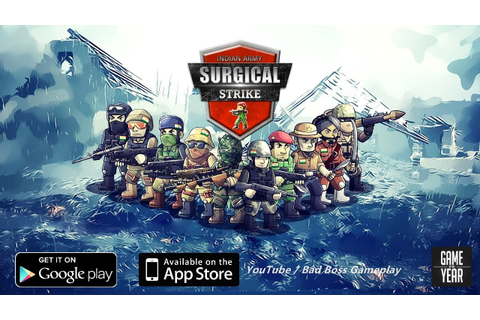 Surgical Strike - Indian Army Android / iOS Game ...