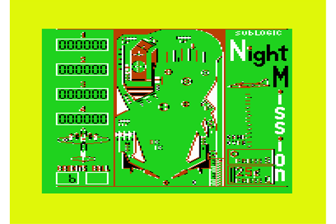 Download Night Mission Pinball - My Abandonware