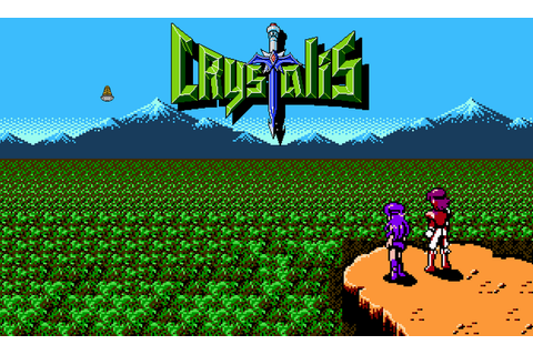 Crystalis (NES) [1] by rodrigo6620 on DeviantArt