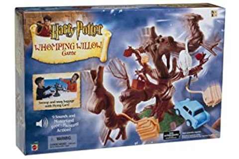 Amazon.com: Harry Potter Whomping Willow Game: Toys & Games