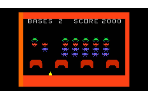 Astro Battle for the Bally Astrocade - YouTube