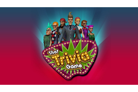 That Trivia Game Game | PS4™ - PlayStation®