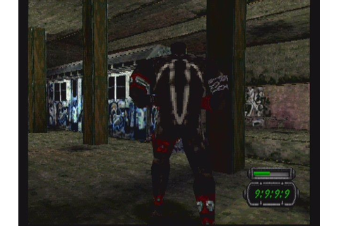 Spawn: The Eternal Screenshots for PlayStation - MobyGames