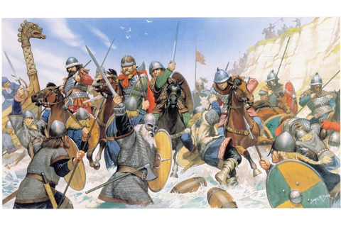 Ten Interesting Facts about Viking Invasions