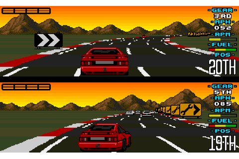 Lotus Esprit Turbo Challenge : The Company - Classic Amiga ...