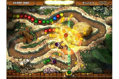 StoneLoops of Jurassica Game Download