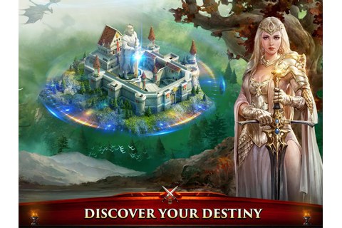King of Avalon: Excalibur War Mod | Android Apk Mods