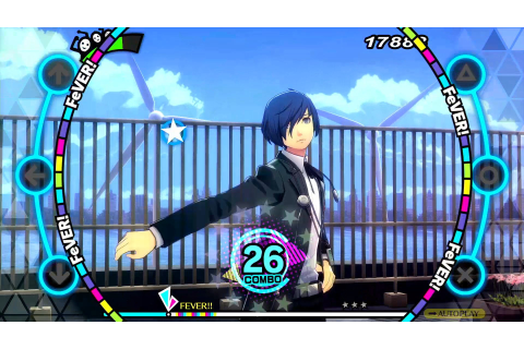 Persona 3: Dancing in Moonlight (PS4 / PlayStation 4) Game ...