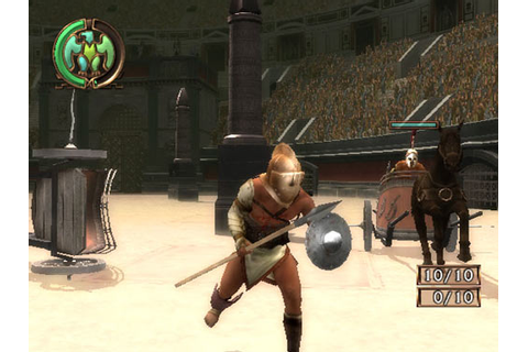 Gladiator Game Gets Thumbs Down | WIRED