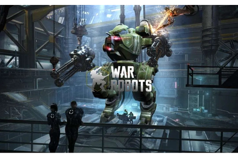 War Robots iOS Game REVIEW Crush your enemies and Capture ...