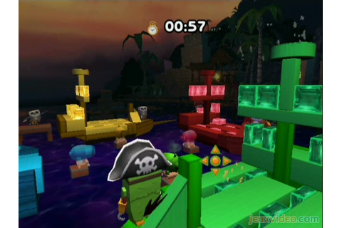 Gameplay Boom Blox Smash Party : A l'abordage ...