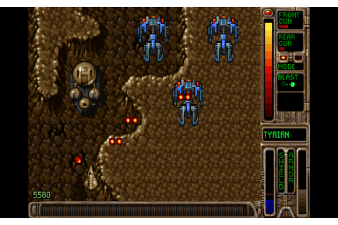 Click here to download Tyrian 2000 for free from GreatOldGames.com!
