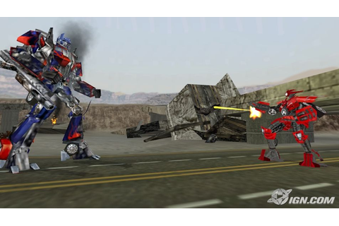 Transformers Screenshots, Pictures, Wallpapers ...