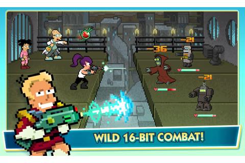 Futurama Worlds of Tomorrow for Android - APK Download