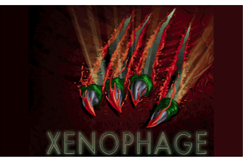 Xenophage: Alien BloodSport (game) - Retro Legends