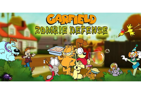 Garfield Zombie Defense » Android Games 365 - Free Android ...