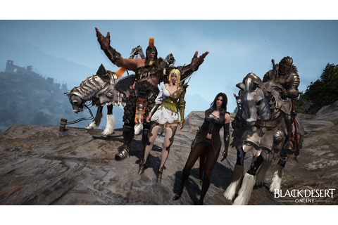 Black Desert Online Review | Reviews | The Escapist