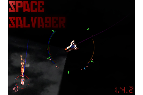 Space Salvager - Exclusive Content news - Indie DB