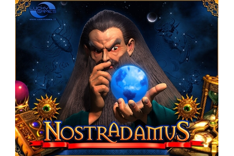 High quality video slot games and poker games - Nostradamus