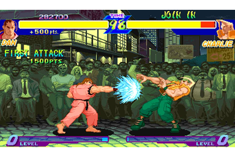 Street Fighter Alpha - Warriors' Dreams [NTSC-U] ISO