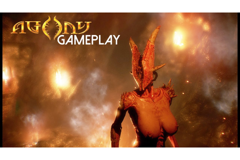 Agony Gameplay (PC HD) - YouTube