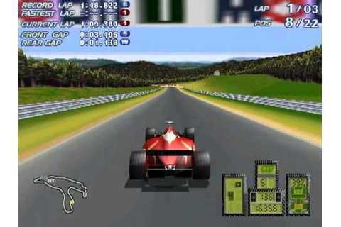 Official Formula 1 Racing Spa-Francorchamps Race (Windows ...