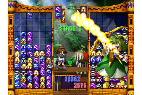 Puyo Puyo~n Screenshots for Dreamcast - MobyGames