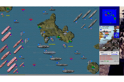 Battleships and Carriers - WW2 Battleship Game on Steam