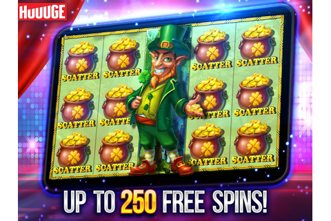 Slots - Huuuge Casino: Free Slot Machines Games - Android ...