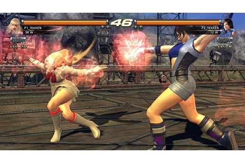 Tekken Revolution will come to PS Vita 'if PS3 downloads ...