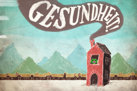 Gorgeously Gross Game Gesundheit! Updated And Discounted ...
