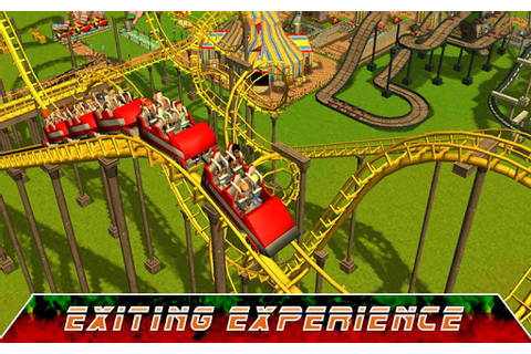 Download Crazy 3d Roller Coaster Ride Simulator for PC