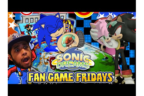 "Fan Game Fridays - Sonic Dreams Collection ""DEM FEET!!"" w ..."