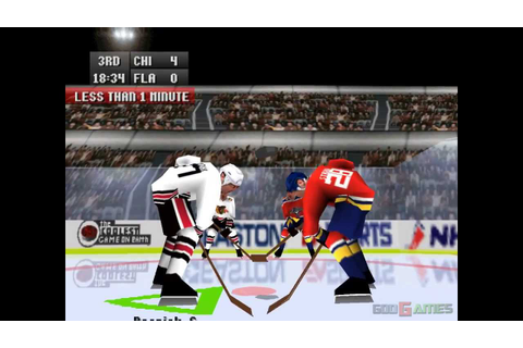 NHL 97 - Gameplay PSX / PS1 / PS One / HD 720P (Epsxe ...