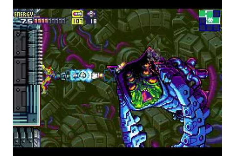 Metroid Fusion Guía Parte 24 - YouTube