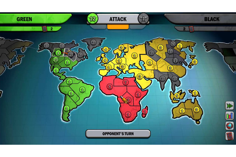 Risk Factions Gameplay - YouTube